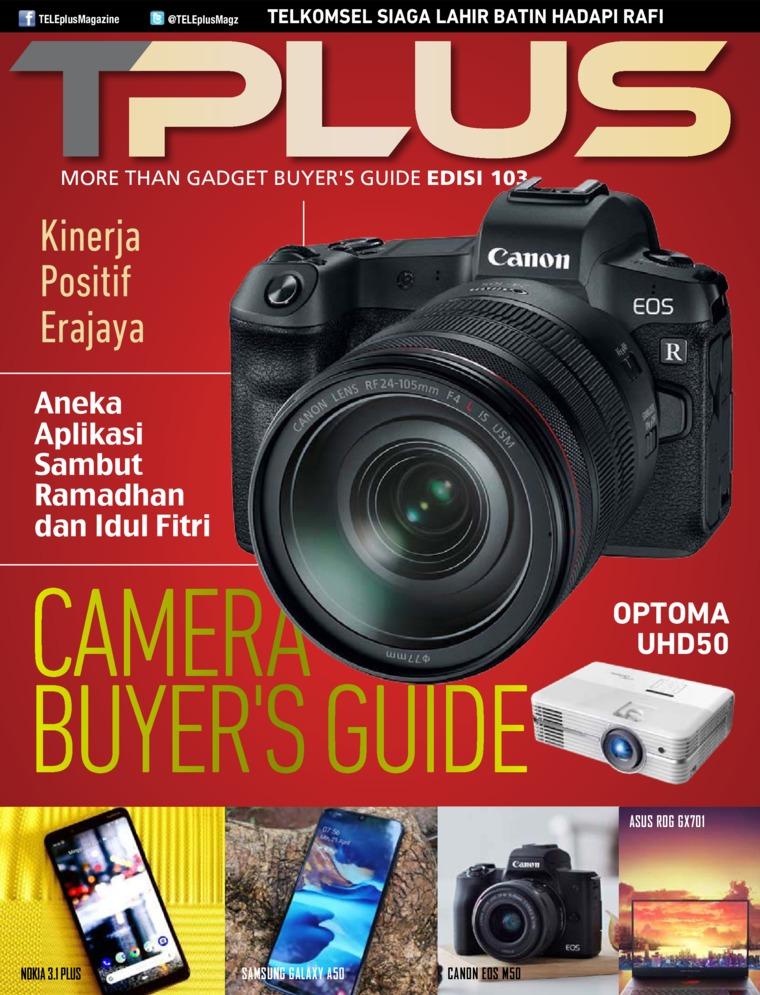 TPLUS Digital Magazine ED 103 May 2019