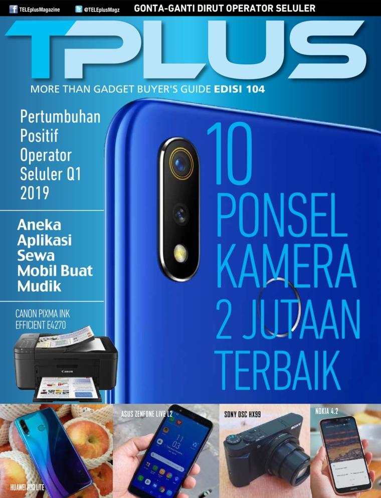 Majalah Digital TPLUS ED 104 Juni 2019