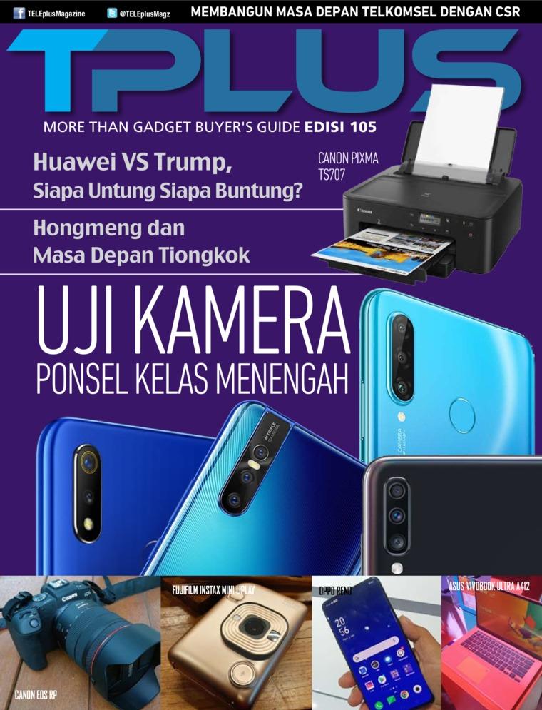 TPLUS Digital Magazine ED 105 July 2019