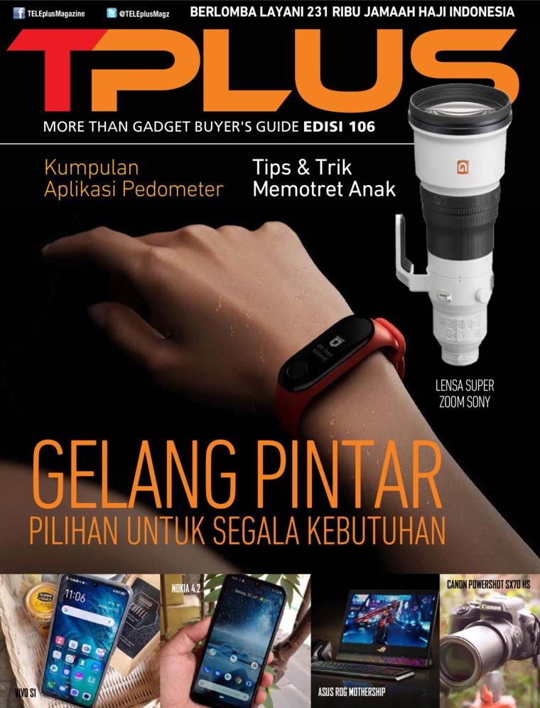 Majalah Digital TPLUS ED 106 Agustus 2019