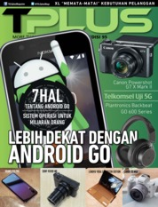 Cover Majalah TPLUS ED 95 September 2018