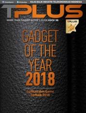 Cover Majalah TPLUS ED 98 Desember 2018