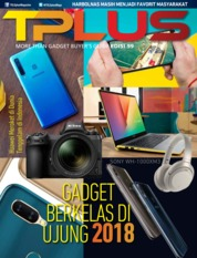 TPLUS Magazine Cover ED 99 January 2019