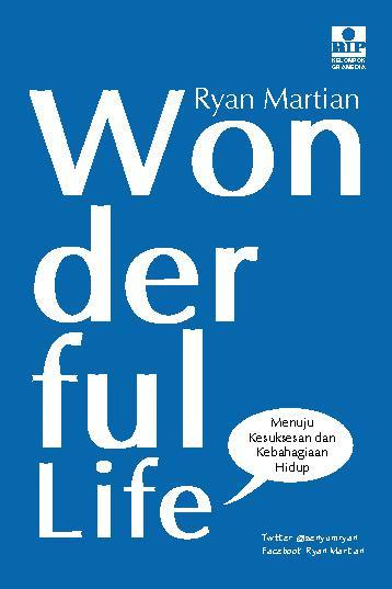Buku Digital Wonderful life oleh Ryan Martian