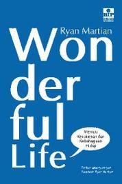 Cover Wonderful life oleh Ryan Martian