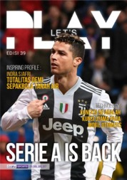 Cover Majalah LET'S PLAY
