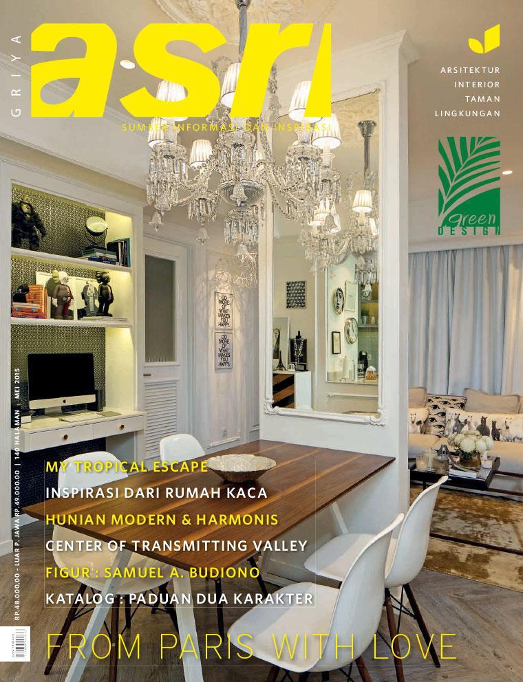 Majalah Digital GRIYA asri Mei 2015