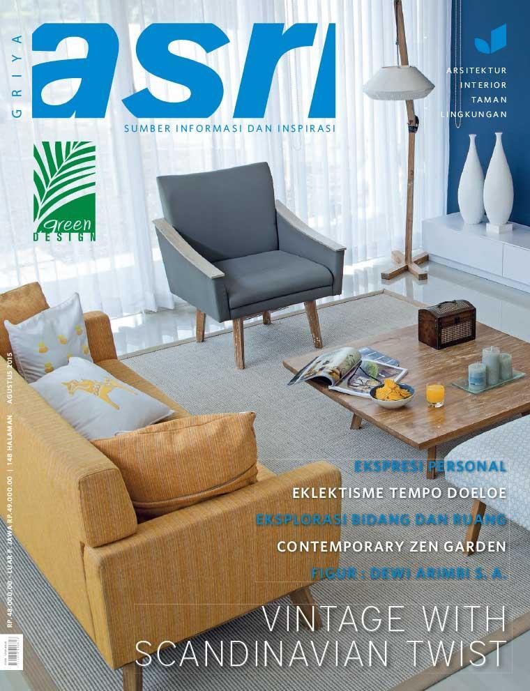 Majalah Digital GRIYA asri Agustus 2015