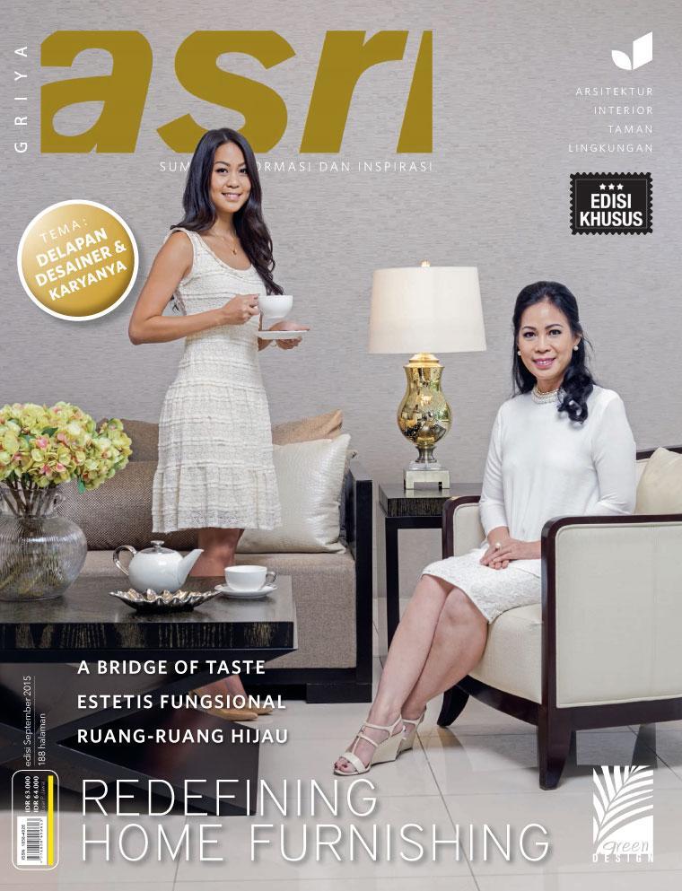 Majalah Digital GRIYA asri September 2015