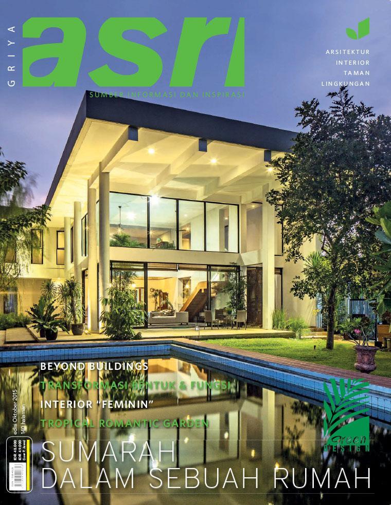 Majalah Digital GRIYA asri Oktober 2015