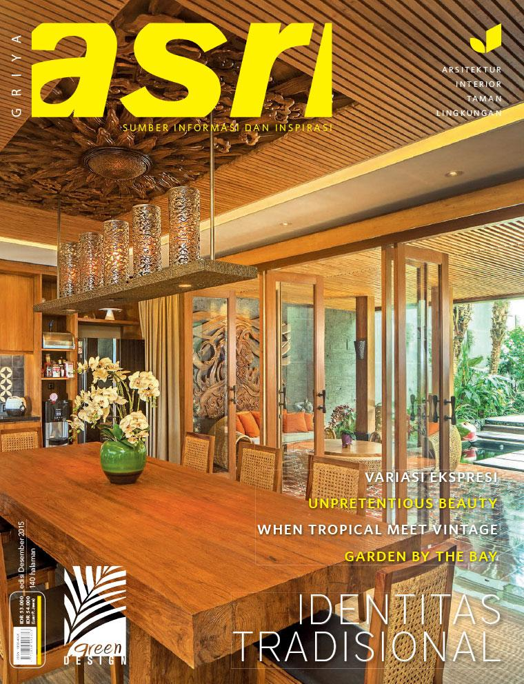 Majalah Digital GRIYA asri Desember 2015