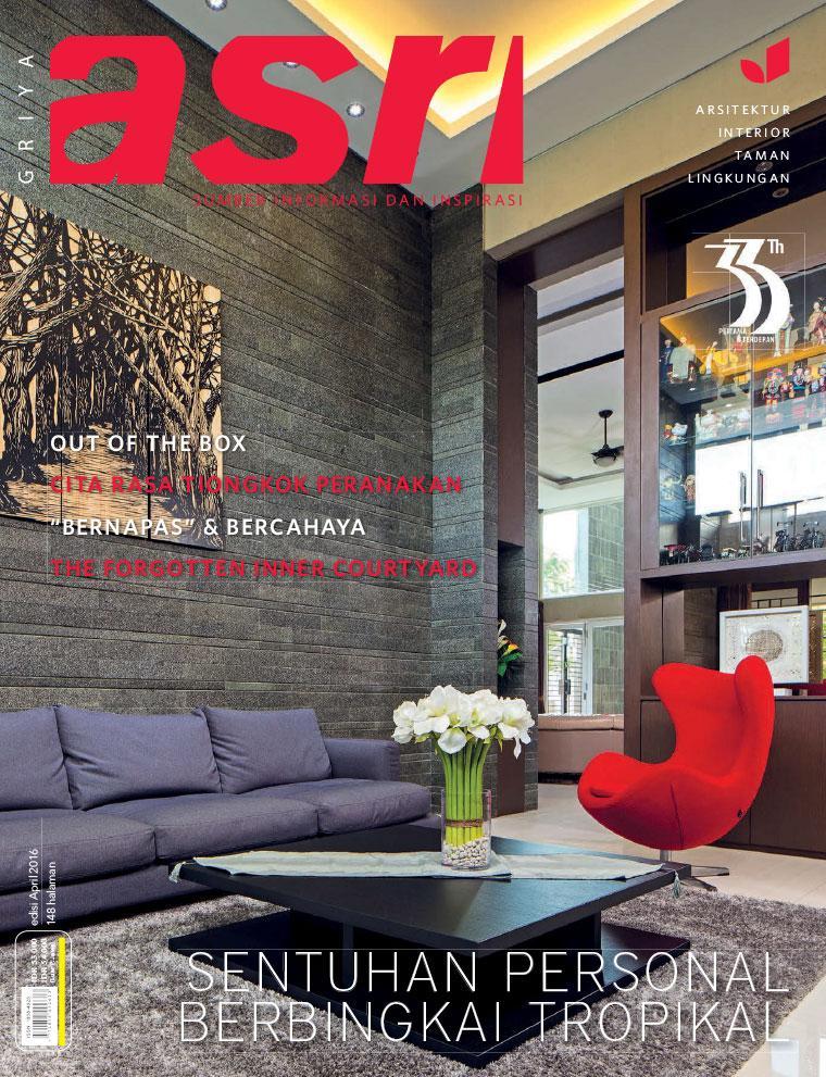Majalah Digital GRIYA asri April 2016