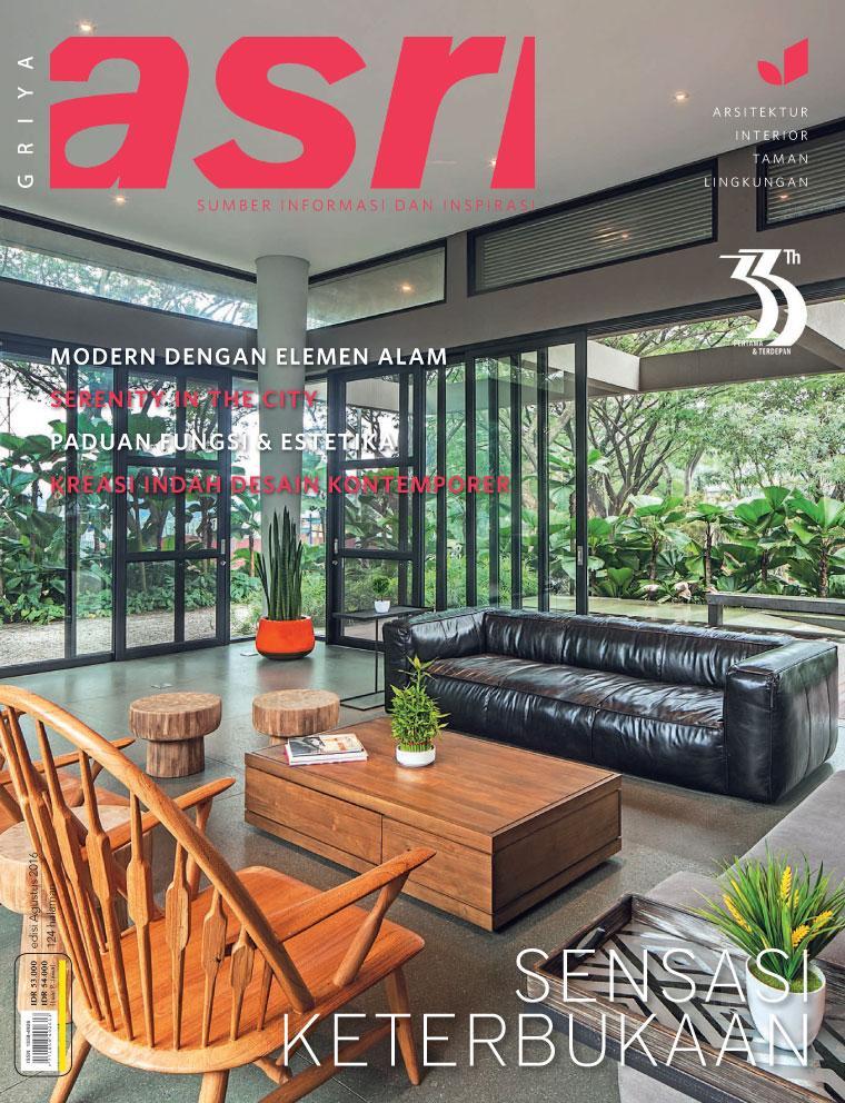 Majalah Digital GRIYA asri Agustus 2016