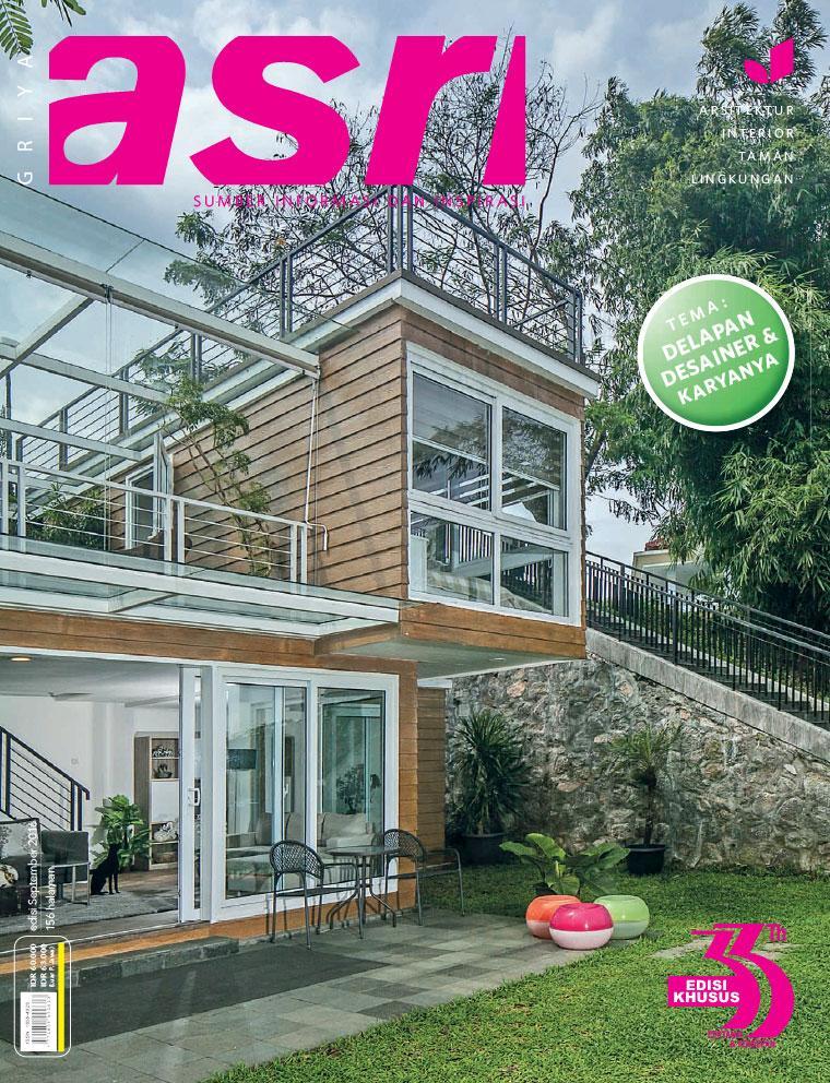 Majalah Digital GRIYA asri September 2016