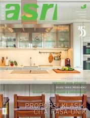GRIYA asri Magazine Cover February 2016