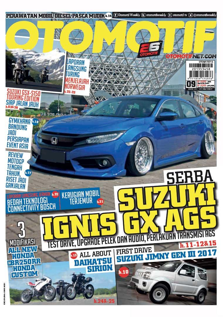Majalah Digital OTOMOTIF ED 09 2017