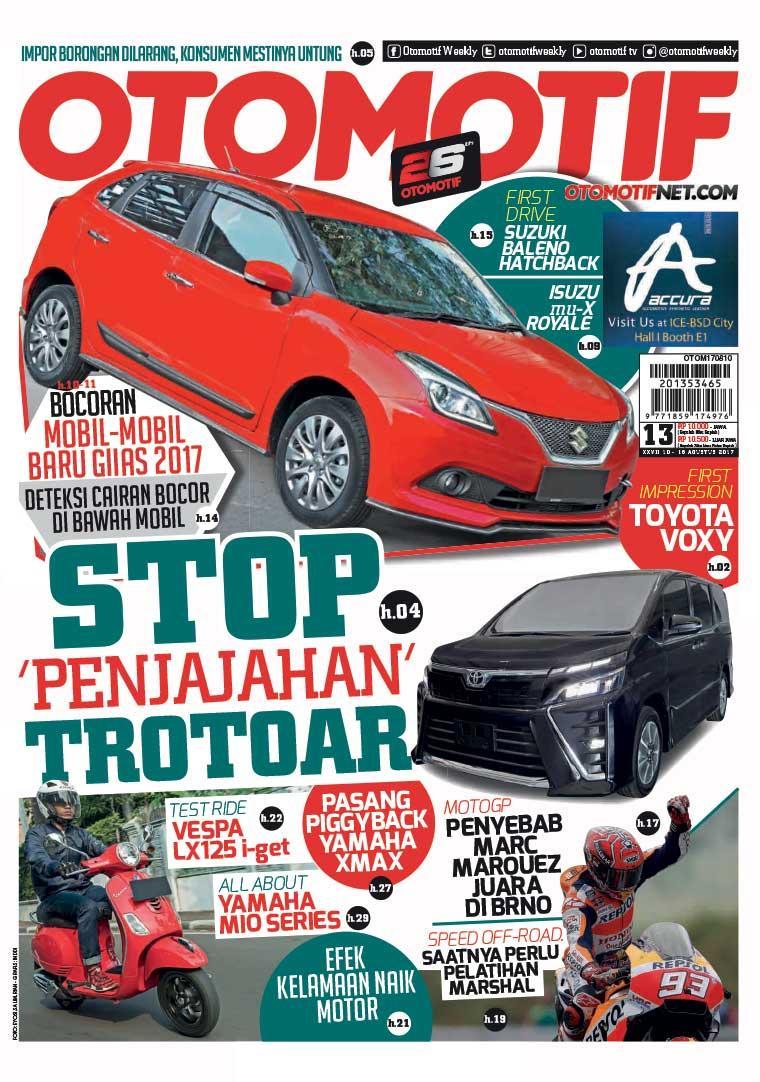 Majalah Digital OTOMOTIF ED 13 2017