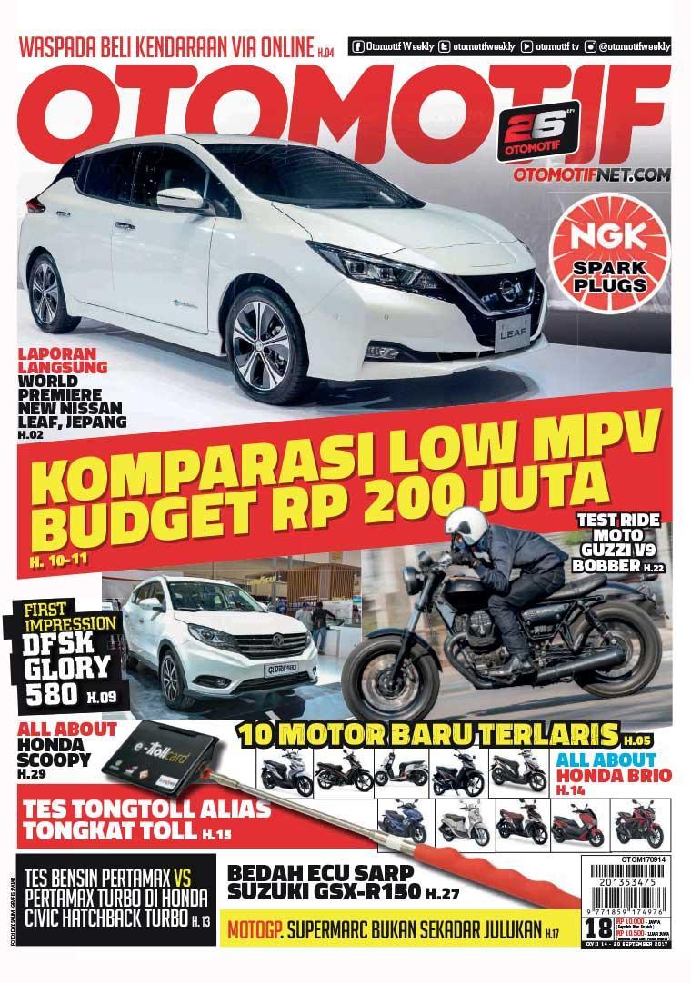 Majalah Digital OTOMOTIF ED 18 2017