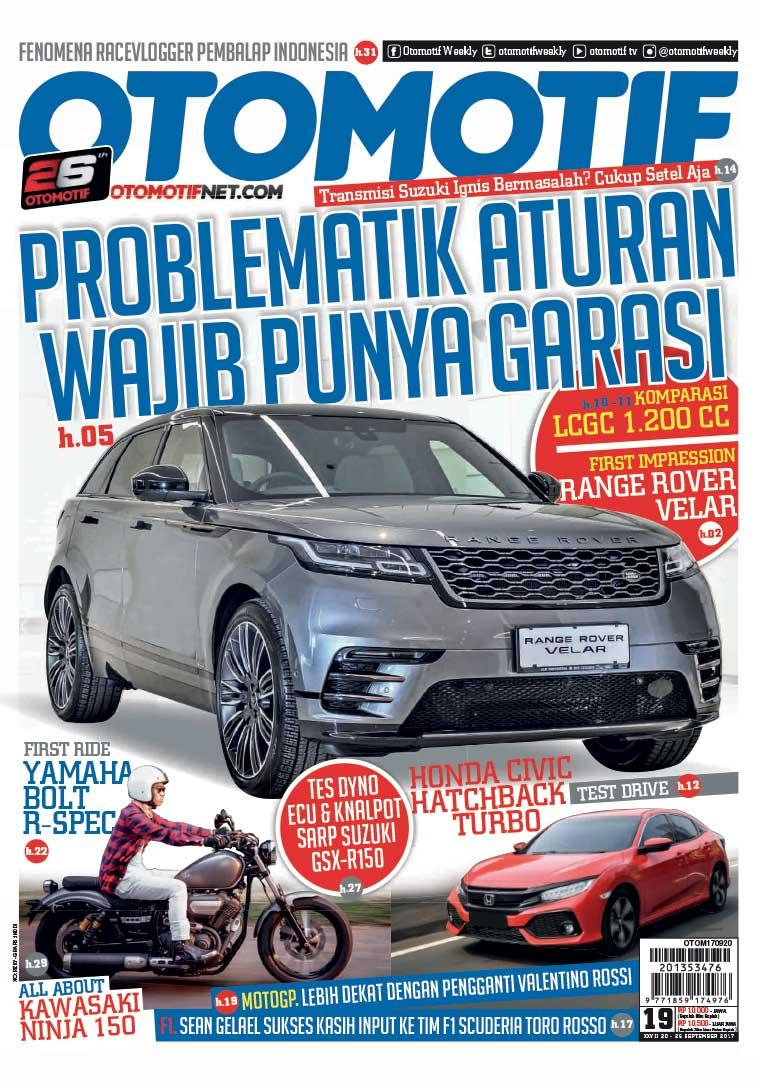 Majalah Digital OTOMOTIF ED 19 2017