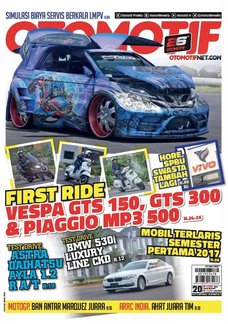 Majalah Digital OTOMOTIF ED 20 2017