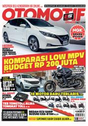 Cover Majalah OTOMOTIF ED 18 2017