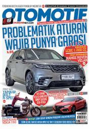 Cover Majalah OTOMOTIF ED 19 2017
