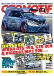 Cover Majalah OTOMOTIF ED 20 2017