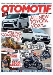 Cover Majalah OTOMOTIF ED 21 2017