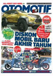 Cover Majalah OTOMOTIF ED 23 2017