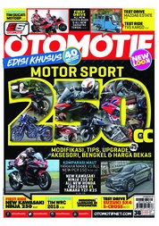 Cover Majalah OTOMOTIF ED 36 Januari 2018