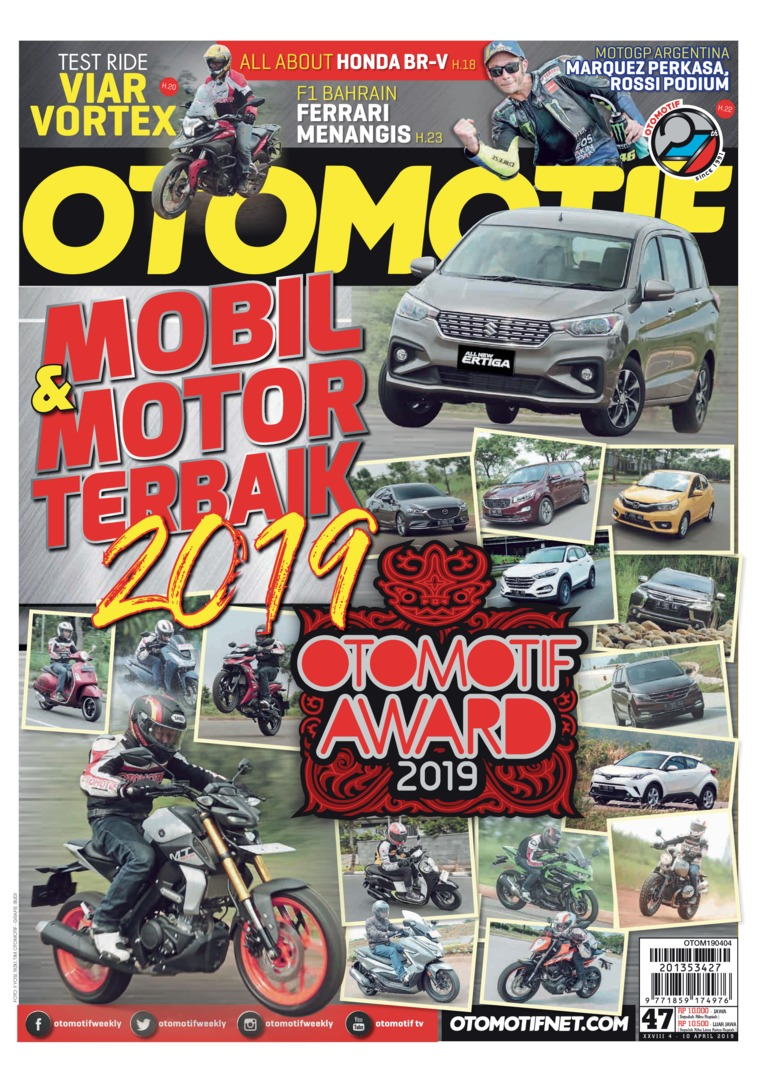 OTOMOTIF Digital Magazine ED 47 April 2019