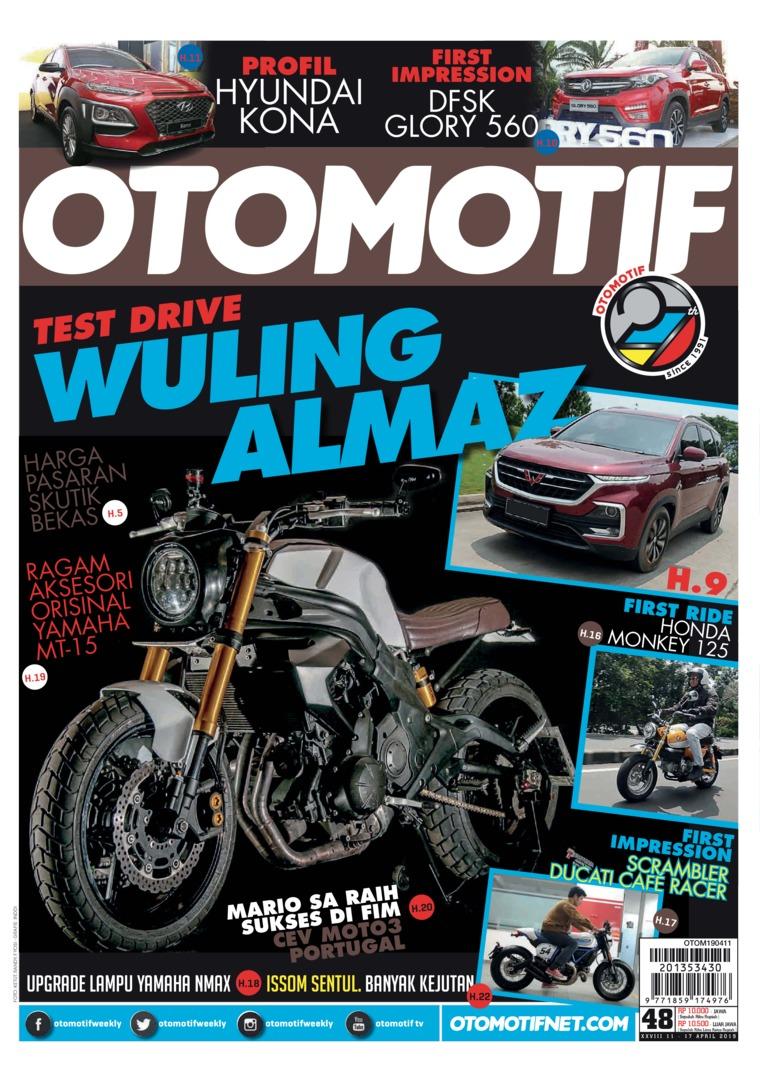 OTOMOTIF Digital Magazine ED 48 April 2019
