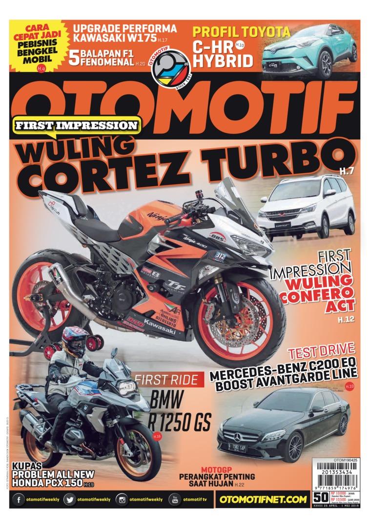 Majalah Digital OTOMOTIF ED 50 April 2019
