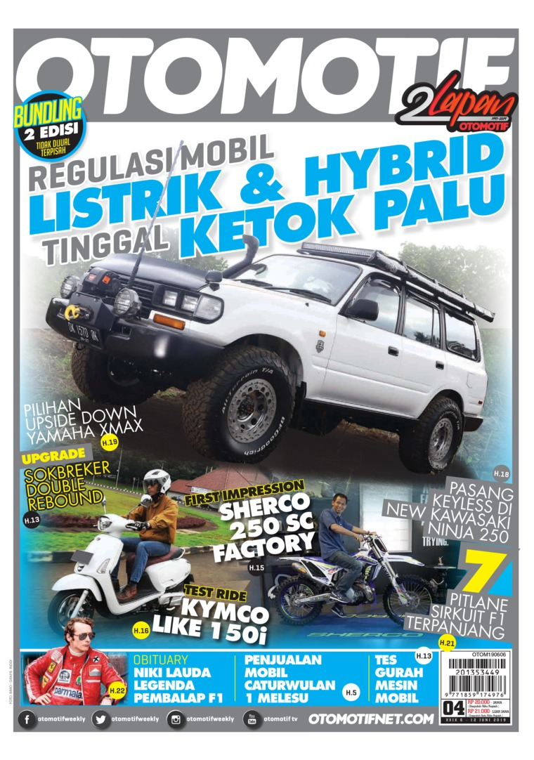OTOMOTIF Digital Magazine ED 04 June 2019