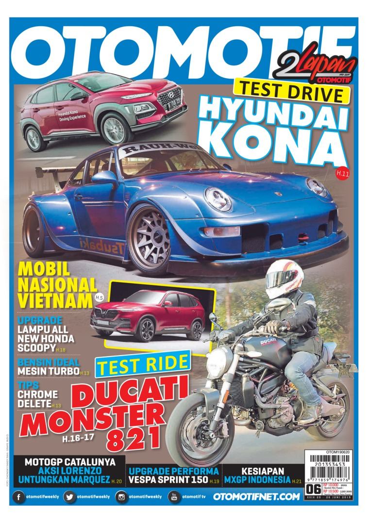 OTOMOTIF Digital Magazine ED 06 June 2019