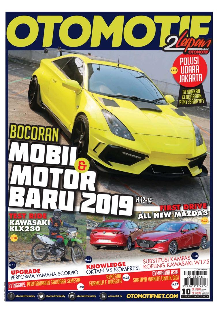 OTOMOTIF Digital Magazine ED 10 July 2019