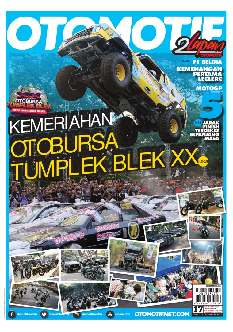 OTOMOTIF Digital Magazine ED 17 September 2019