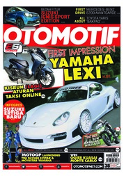Cover Majalah OTOMOTIF ED 38 Februari 2018
