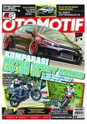 Cover Majalah OTOMOTIF ED 42 Maret 2018