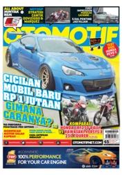 Cover Majalah OTOMOTIF ED 45 Maret 2018
