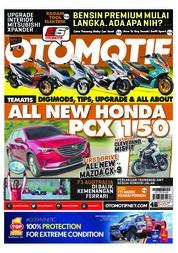 Cover Majalah OTOMOTIF ED 46 April 2018
