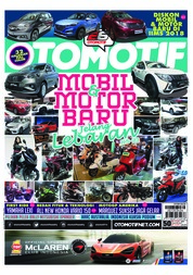 Cover Majalah OTOMOTIF ED 50 April 2018