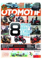 Cover Majalah OTOMOTIF ED 04 Juni 2018