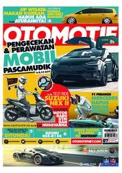 Cover Majalah OTOMOTIF ED 07 Juni 2018