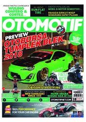 Cover Majalah OTOMOTIF ED 10 Juli 2018