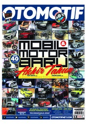 OTOMOTIF Magazine Cover ED 13 August 2018