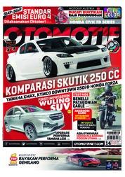 Cover Majalah OTOMOTIF ED 14 Agustus 2018