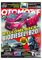Cover Majalah OTOMOTIF ED 17 September 2018
