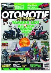 Cover Majalah OTOMOTIF ED 19 September 2018