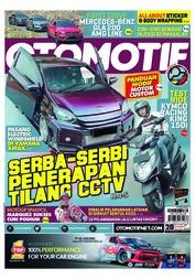 Cover Majalah OTOMOTIF ED 20 September 2018